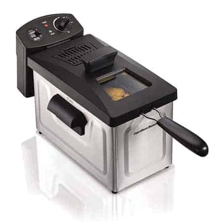 Hamilton Beach deep fryer (professional grade)