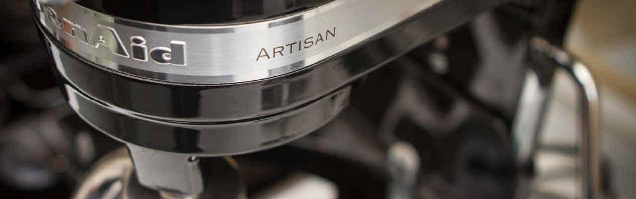 KiitchenAid Artisan stand mixer