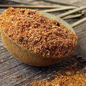 Homemade blackening spice