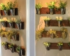 Indoor wall planter
