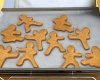 Ninjabreadmen cookie cutters
