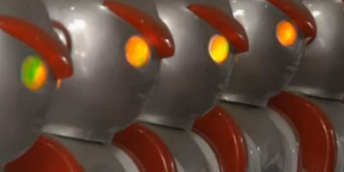 Noodle-making robots