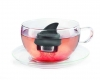 Sharky shark fin tea infuser