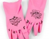 Tuff tattoo dish gloves